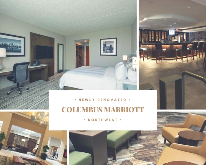 Marriott Renovation Photos